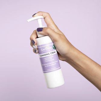 Mild & Creamy Cleanser with Mango Butter - 100% Natural and Vegan