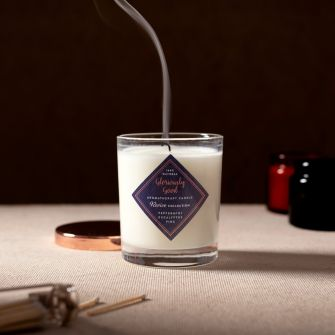Peppermint, Eucalyptus & Pine Natural Aromatherapy Naturally Scented Candle