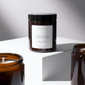 Utopia Scented Candle