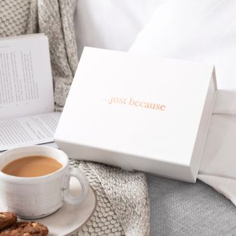 Just Because Magnetic Gift Box