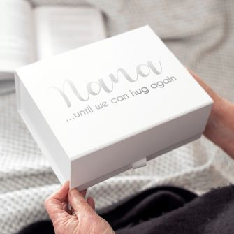 Until We Can Hug Again Magnetic Gift Box